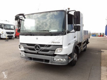 Camion rideaux coulissants (plsc) Mercedes-Benz Atego 1018N Flatbed truck with liftgate
