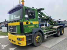 Camion MAN F2000 26.343 porte containers occasion