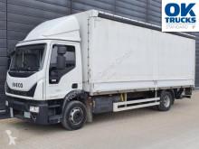 Camion Iveco Eurocargo ML140E28/PEVI_C / Schiebeplane / LBW / Junge Teloni scorrevoli (centinato) usato