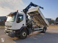 Camion Renault Premium Lander 280 DXI ribaltabile trilaterale usato