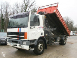 DAF CF75 290 truck used tipper