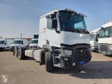 Camion Renault C 460 P6X2 E6 EMP : 4600 W: 7200 châssis occasion
