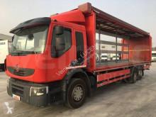 Camión tautliner (lonas correderas) Renault Premium 380.26 S