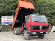 Mercedes 2628 truck used half-pipe tipper