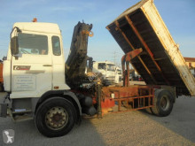 Camion benne Renault Gamme G 340 TI