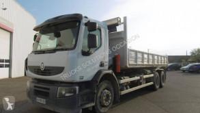 Camion polybenne Renault Premium Lander 410.26