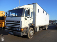 Kamion DAF 190 vůz na dopravu koní použitý