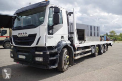 Camion Iveco Stralis 360 porte engins occasion