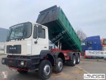 Camión volquete MAN 35.460