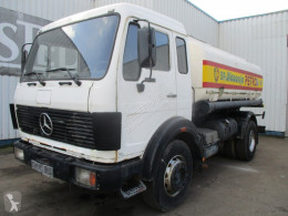 Camion citerne Mercedes 1638 , V8 Bi-turbo , 12.400 ltrs fuel truck , ZF Manual , Sping suspension