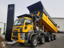 Camion benne GINAF HD5395 TS 10x6 Kipper 95.000kg