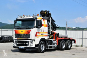 Camion grumier Volvo FH 16 750 Holztransporter 6x4 !