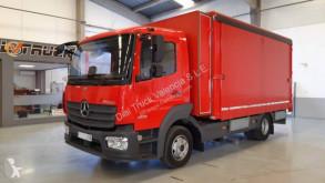Camião cortinas deslizantes (plcd) Mercedes Atego 1218