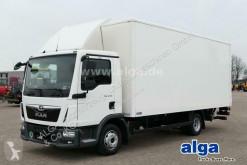 MAN furgon teherautó 8.190 TGL BL, 6.080mm lang, Euro 6, Klima, AHK