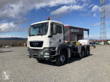 Camion MAN TGS 26.400 / 6x4 / Orig. 2400 km / Zulassung châssis occasion