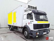 Mercedes egyhőmérsékletes hűtőkocsi teherautó SK 1729