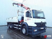 Camion Mercedes Atego 2628 plateau occasion