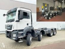 Camion scarrabile MAN TGS 35.400 BB 8x6 35.400 BB 8x6 Standheizung