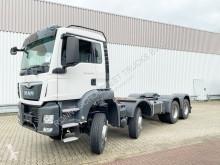 Lastbil MAN TGS 35.400 8x6 BB 35.400 8x6 BB Standheizung chassis ny