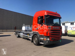 Camion Scania G 320 savoyarde occasion