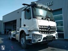 Camion polybenne Mercedes Arocs 2646 LKN