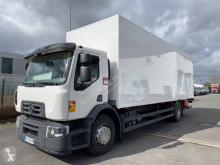 Renault plywood box truck D-Series 320.19 DTI 8