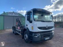 Lastbil Renault Premium Lander 310 6x4 polyvagn begagnad