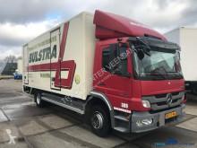 Mercedes furgon teherautó Atego 1218