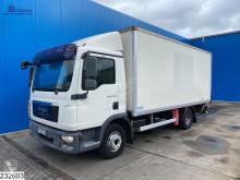 MAN box truck TGL