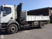 Camion Renault Kerax 380 benne occasion
