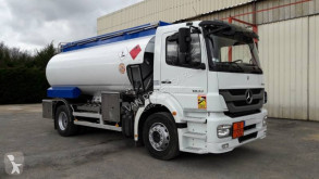 Camion Mercedes Axor 1833 citerne hydrocarbures occasion