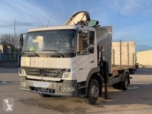 Mercedes Atego 1318 truck used flatbed