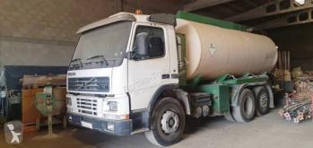 Volvo FM7 truck used tanker