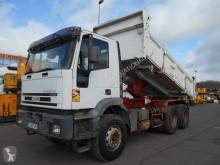 Iveco Eurotrakker 350 truck used two-way side tipper