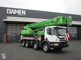 Grue mobile Scania