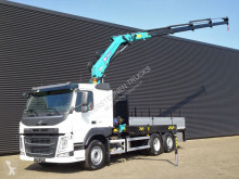 Volvo FM 460 truck used flatbed