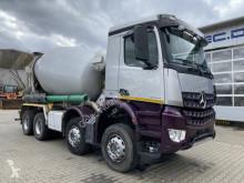 Camion Mercedes Arocs 3240 8x4 Euro 6 Betonmischer Intermix 9m3 béton toupie / Malaxeur occasion