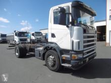 Kamion Scania R 124 4x2 (N. 4274) podvozek použitý