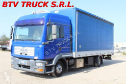 Camión MAN TGL TGL 8 180 MOTRICE CENTINATA 2 ASSI 75 COMPLESSIVO usado