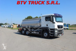 Camion MAN TGS TGS 26 440 CISTERNA CHIMICA INOX EURO 5 occasion