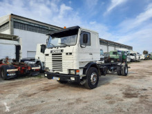 Scania 112 truck used chassis