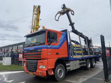 Camion DAF XF105 plateau occasion