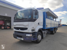 Lastbil Renault 420 flatbed brugt