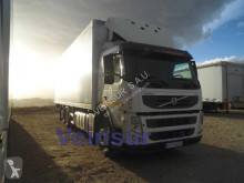 Volvo FM 380 truck used multi temperature refrigerated