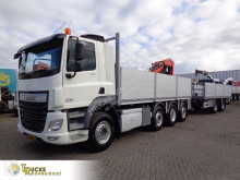 Camion remorque DAF plateau occasion