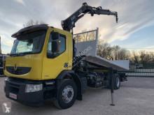 Camion benna edilizia Renault Premium Lander 280 DXI