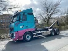 Camión Gancho portacontenedor Volvo FH FH 500 6X4 Abrollkipper/HIAB XR20SL53-D-OTL-T