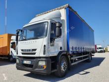 Camión lona corredera (tautliner) Iveco Eurocargo 180E25