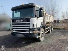 Camion Scania C 114C340 bi-benne occasion