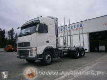 Volvo timber truck FH16 580